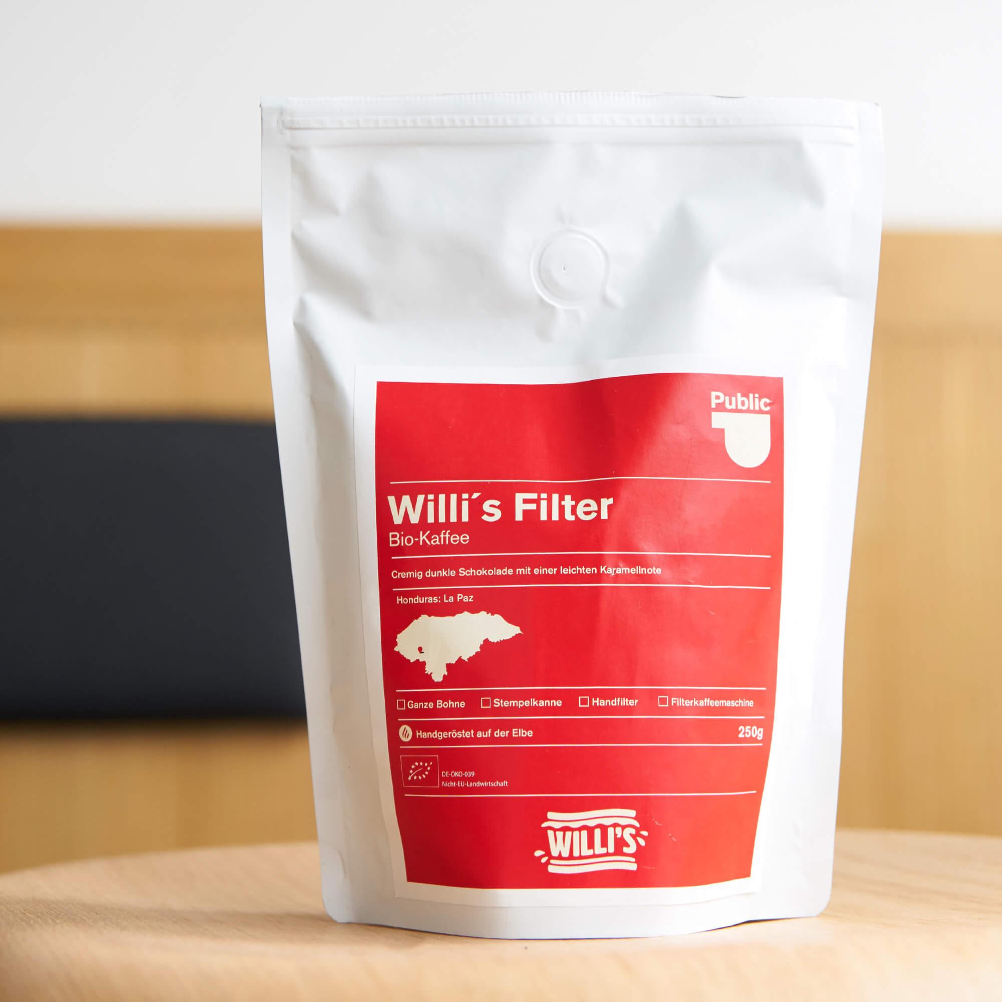 Willi's Drip Coffee
